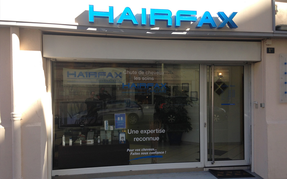Photo Institut Hairfax Paris Nation
